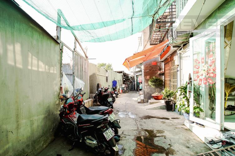 Lối đi 2 Bán nhà nằm tại địa chỉ 156/50 Nguyễn Thị Thập, diện tích sử dụng 65,9m2, view nội khu