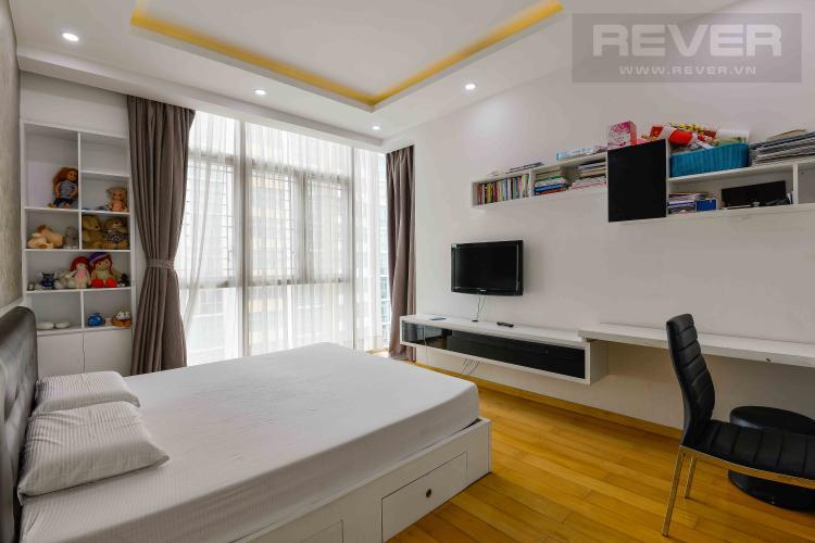 Phòng Ngủ 3 Bán căn hộ The Vista An Phú 3 phòng ngủ tầng trung tháp T1, đầy đủ nội thất, không gian yên tĩnh