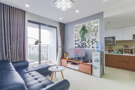 Bán căn hộ RiverGate Residence 3PN, tầng cao, tháp B, đầy đủ nội thất, view sông thoáng mát