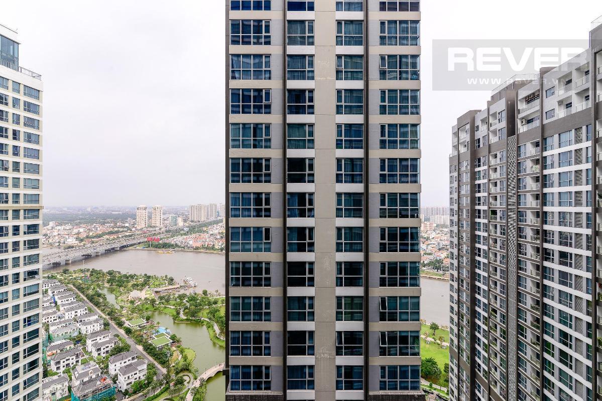 5f02335e12d1f48fadc0 Cho thuê căn hộ Vinhomes Central Park 2PN, tháp Park 6, đầy đủ nội thất, view mé sông