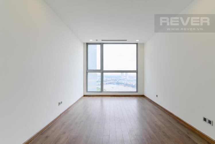 Phòng Ngủ 2 Căn góc Vinhomes Central Park 4 phòng ngủ tầng cao P1 view sông