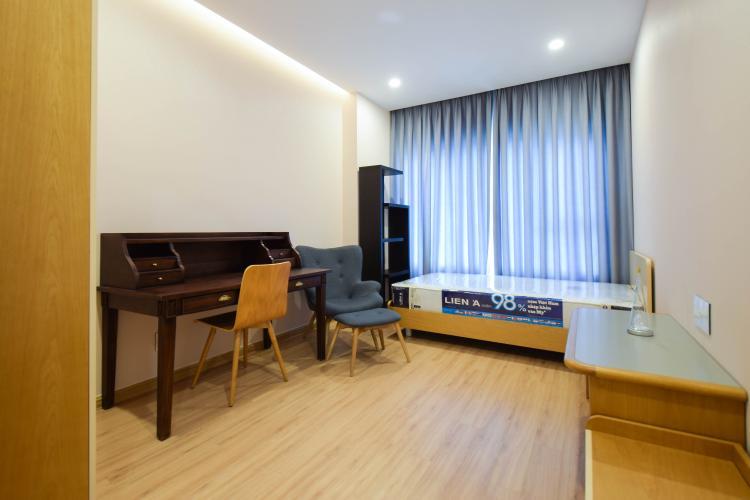 Phòng Ngủ 1 Căn hộ New City Thủ Thiêm 2 phòng ngủ tầng thấp BA đầy đủ tiện nghi