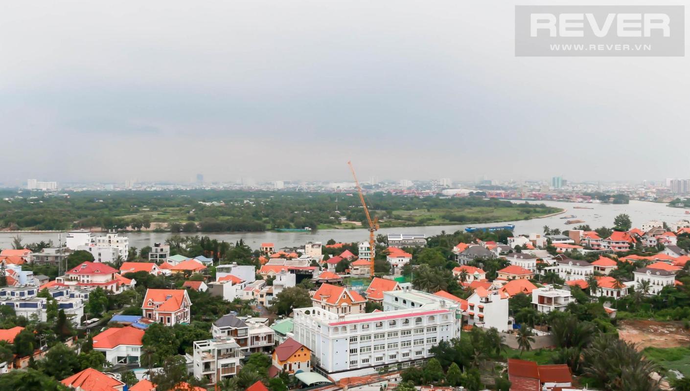 View Bán căn hộ Masteri Thảo Điền 2PN, tháp T2, diện tích 70m2, đầy đủ nội thất, view sông thoáng mát