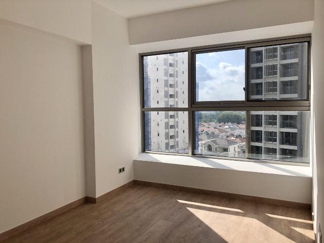 phòng ngủ căn hộ midtown Căn hộ tầng cao Phú Mỹ Hưng Midtown, ban công thoáng mát