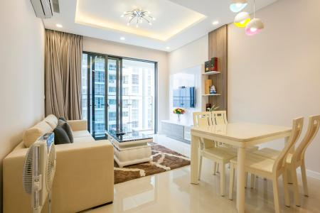 Căn hộ Estella Heights 1 phòng ngủ tầng trung T1 đầy đủ nội thất
