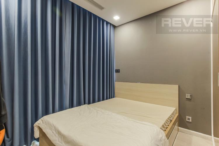 Phòng Ngủ 2 Bán căn hộ Vinhomes Golden River 2PN, tháp The Aqua 4, đầy đủ nội thất, view sông Sài Gòn và Landmark 81