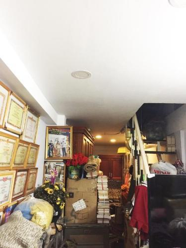 Bán nhà hẻm Q. Bình Thạnh diện tích 1.9x8.35m nở hậu, sổ hồng đầy đủ.
