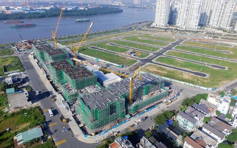 Thời điểm tốt để đầu tư One Verandah, dự án căn hộ ven sông cuối cùng tại Thạnh Mỹ Lợi, Quận 2