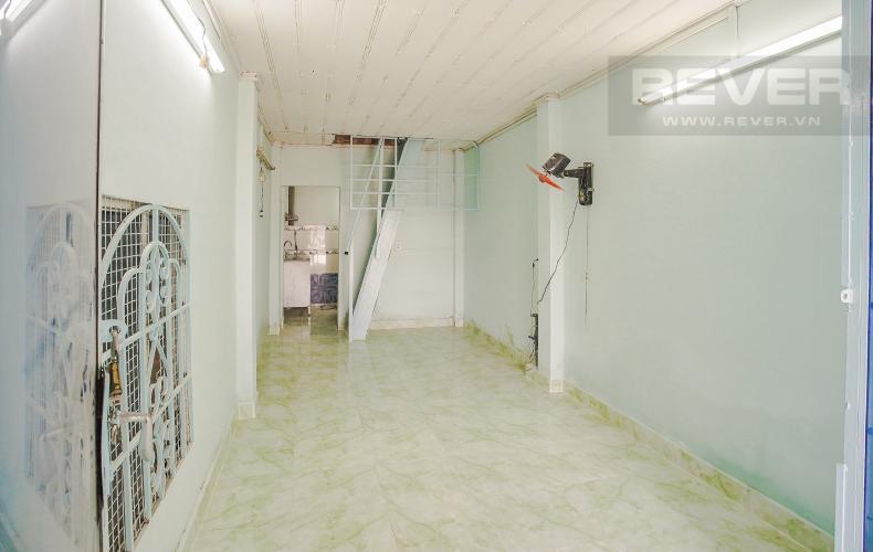 Phòng Khách Bán nhà phố 2 tầng, phường Tân Thuận Tây, Quận 7, sổ hồng chính chủ