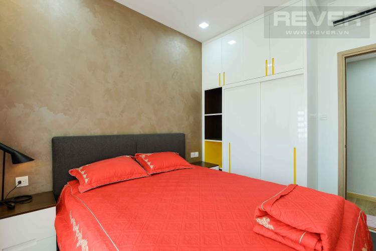 Phòng Ngủ 3 Cho thuê căn hộ The Sun Avenue 3PN, đầy đủ nội thất, view Landmark 81