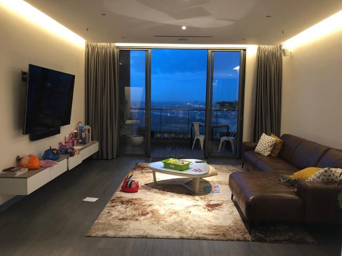 Bán Penthouse Masteri Thảo Điền 4PN, đầy đủ nội thất, có sân vườn, view sông thoáng mát