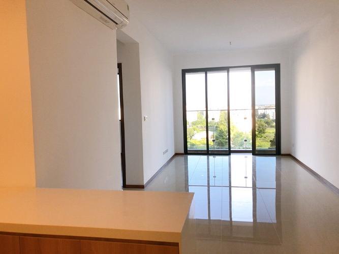 Bán căn hộ One Verandah nội thất cơ bản, view sông và cầu Phú Mỹ.