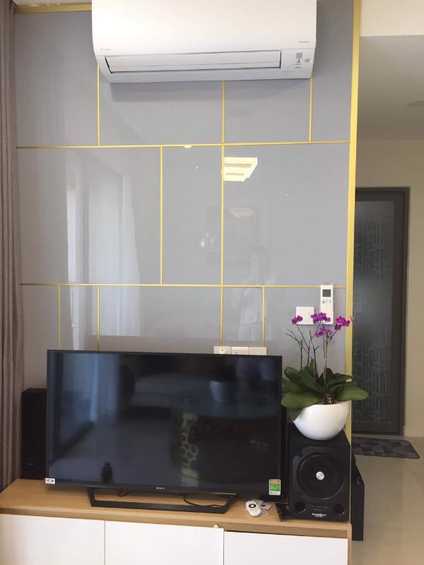 mil0801 6 Bán căn hộ Masteri Millennium 2PN, block A, diện tích 65m2, đầy đủ nội thất