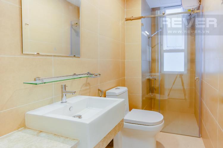 Phòng Tắm 1 Căn hộ Florita 2 phòng ngủ tầng trung tháp A view sông, full nội thất