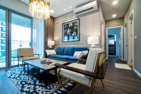 Cho thuê căn hộ Estella Heights 3PN, tầng thấp, tháp T3, đầy đủ nội thất, view hồ bơi