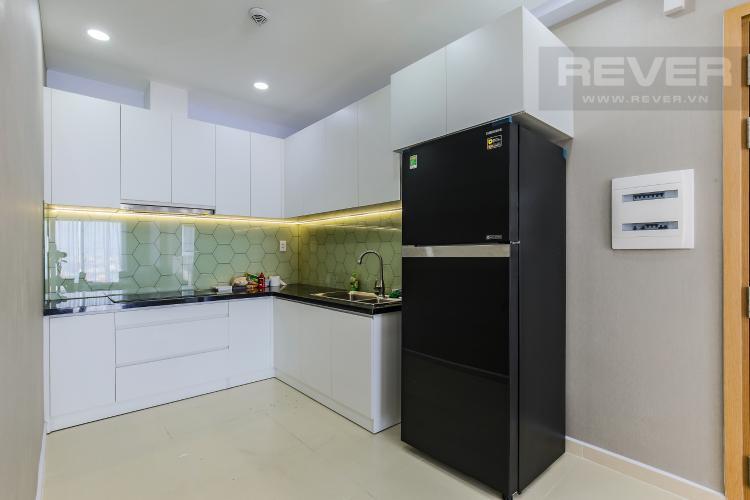 Phòng Bếp Căn hộ M-One Nam Sài Gòn 3 phòng ngủ tầng trung T1 nội thất đầy đủ