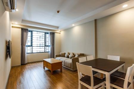 Căn hộ The Gold View tầng thấp tòa A2 diện tích 70m2 full nội thất