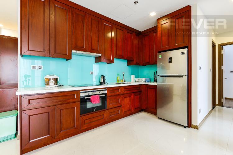 Bếp Căn hộ Vinhomes Central Park 2 phòng ngủ tầng trung P7 nội thất đầy đủ