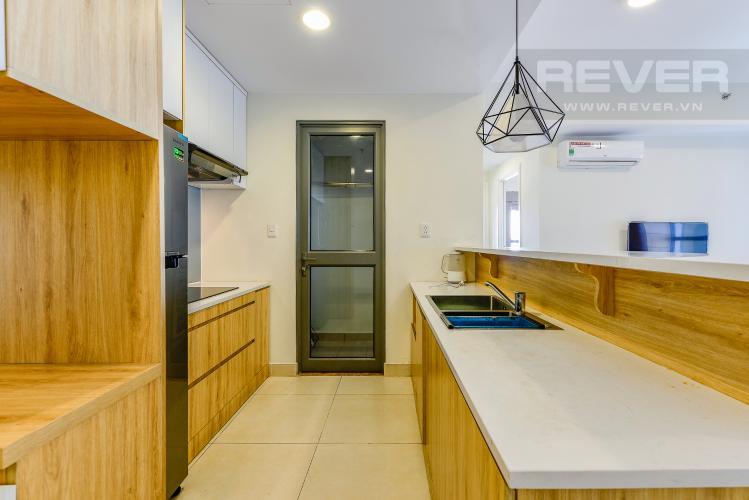 Bếp Căn hộ Masteri Thảo Điền 2 phòng ngủ tầng cao T3 nội thất đầy đủ