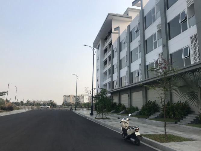 Mặt trước Căn hộ Lakeview 2 Bán căn hộ Thủ Thiêm Lakeview, diện tích 305.38m2 rộng rãi, thoáng mát