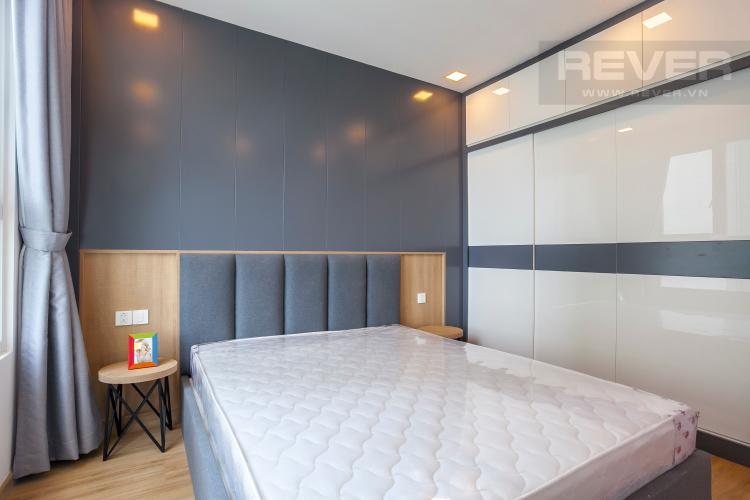 Phòng Ngủ 1 Căn góc Vista Verde 3 phòng ngủ tầng trung T2 đầy đủ nội thất