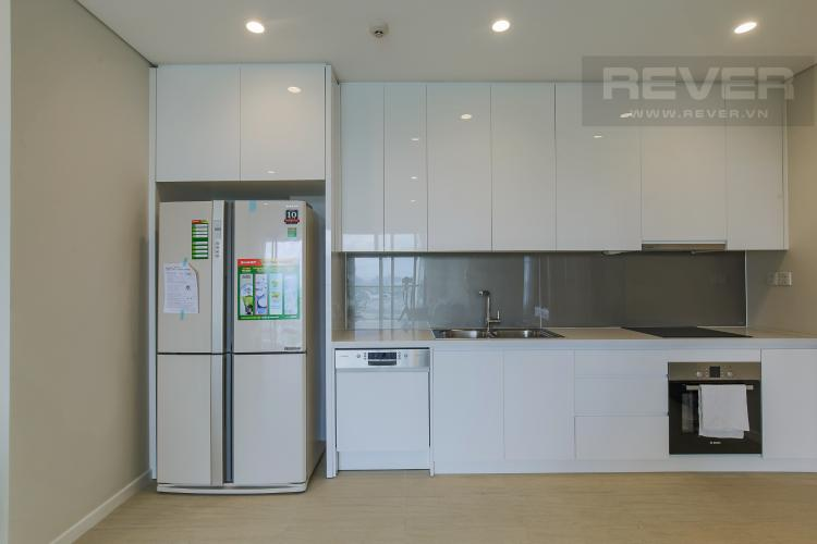 Phòng Bếp 1 Bán hoặc cho thuê căn hộ Diamond Island - Đảo Kim Cương 3PN, Dual Key, đầy đủ nội thất, view sông thoáng mát.
