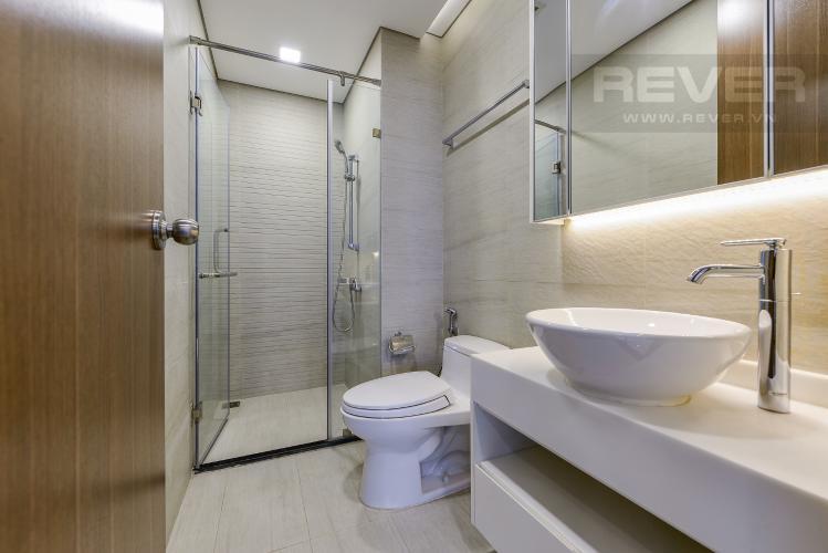 Phòng tắm 1 Căn hộ Vinhomes Central Park tầng thấp, Park 5, 2 phòng ngủ, view sông