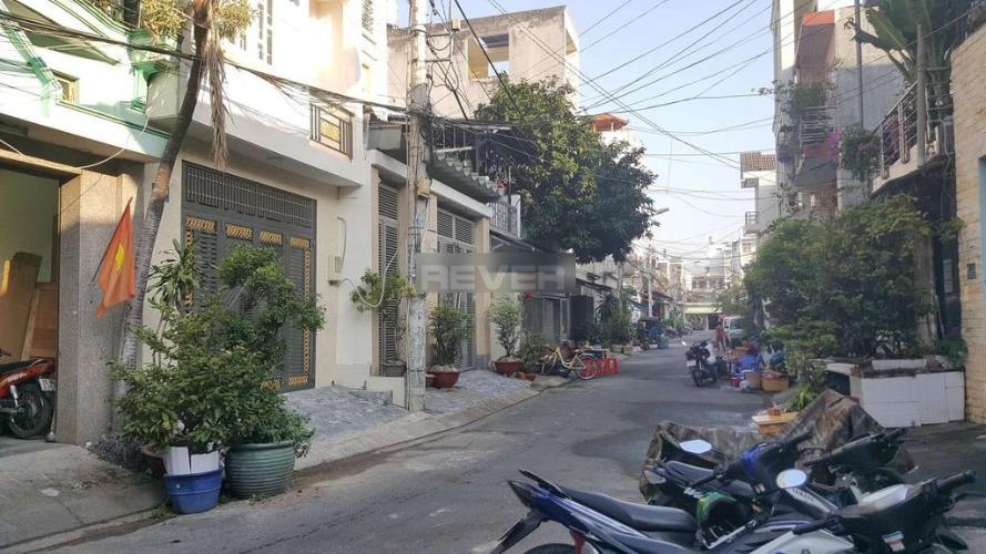 Đường nhà phố Phạm Quý Thích, Tân Phú Nhà phố hẻm xe hới hướng Đông, gần ngay chợ Tân Hương.