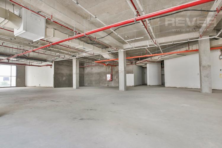Bên Trong Shop House Shophouse Masteri Thảo Điền tòa T5 diện tích 635m2, giao thô