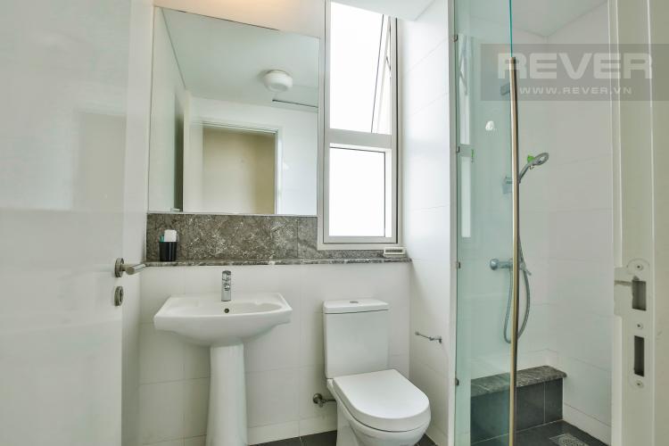 Toilet 1 Căn hộ The Estella Residence 2 phòng ngủ tầng cao 4B hướng Bắc