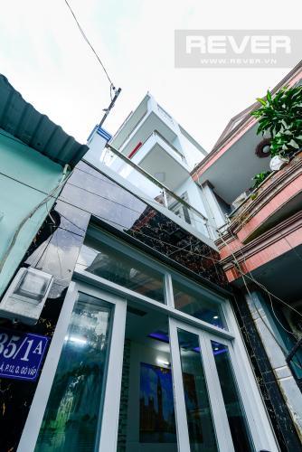 Mặt Tiền Nhà Bán nhà phố đường nội bộ Bùi Quang Là, 2 tầng 4PN, nội thất cơ bản, diện tích sử dụng 150m2