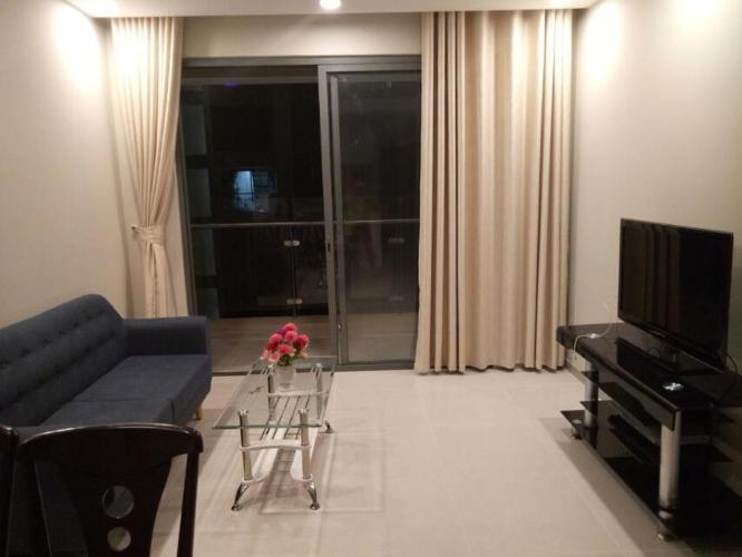 Cho thuê căn hộ The Gold View 2 phòng ngủ, diện tích 72m2, tháp A, đầy đủ nội thất