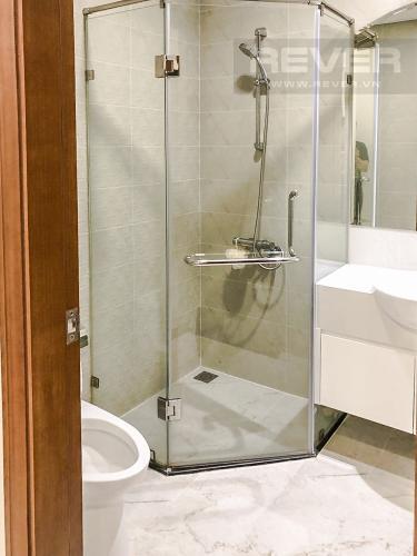 Phòng Tắm Cho thuê căn hộ Vinhomes Central Park 2PN 2WC, đầy đủ nội thất, view thành phố