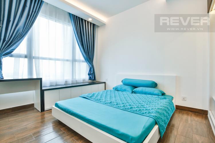 Phòng Ngủ Căn hộ Vista Verde 1 phòng ngủ tầng cao tháp T1 hướng Đông Nam