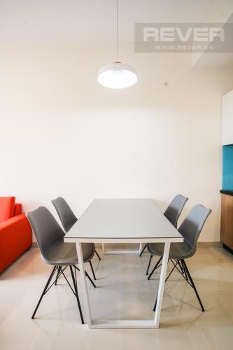 Phòng Ăn Cho thuê căn hộ Sunrise Riverside 2PN, tầng thấp, đầy đủ nội thất, hướng Bắc