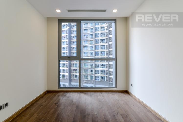 Phòng Ngủ 2 Căn hộ Vinhomes Central Park tầng thấp Park 3 view hồ bơi nội khu