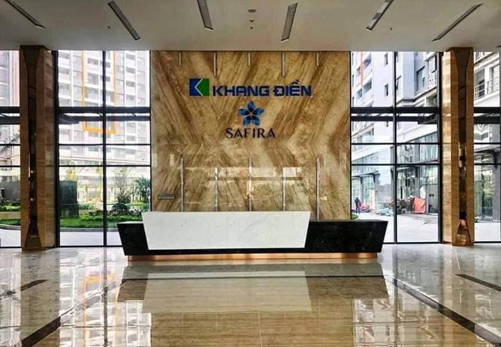 Bán căn hộ Safira Khang Điền 3PN, tầng 19, đầy đủ nội thất