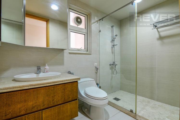 Phòng Tắm 1 Cho thuê căn hộ Saigon Pearl 3PN đầy đủ nội thất