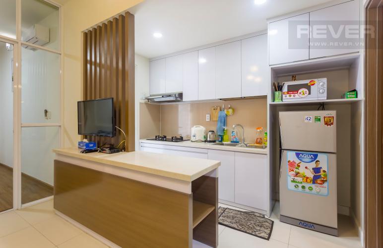 Khu Vực Bếp Bán và cho thuê căn hộ Lexington Residence tầng cao, 1PN, đầy đủ nội thất