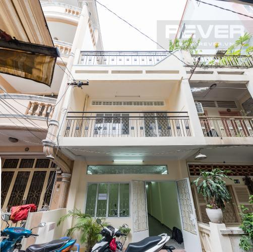 Mặt tiền Cho thuê nhà đường Phạm Ngũ Lão, 2 tầng, diện tích rộng rãi