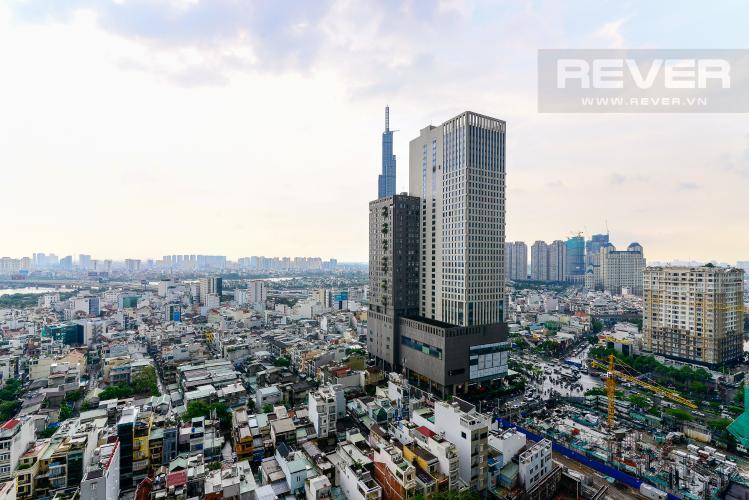 View Bán căn hộ Wilton Tower 3PN, tầng cao, diện tích 93m2, đầy đủ nội thất, view thành phố