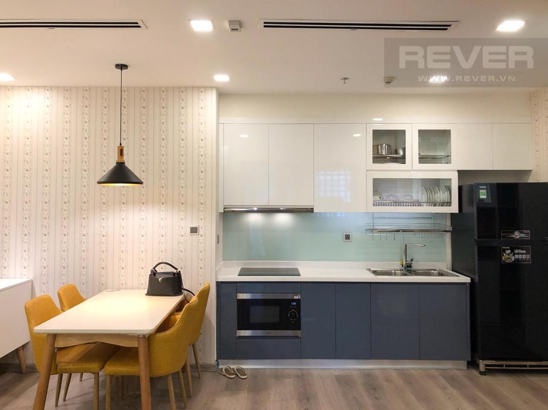 99d22410019fe7c1be8e Bán căn hộ 1 phòng ngủ Vinhomes Central Park, tháp Park 1, đầy đủ nội thất