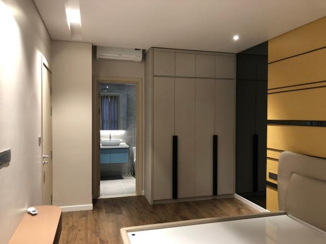 Phòng ngủ căn hộ Riviera Point Căn hộ tầng cao Riviera Point 2 phòng ngủ, nội thất đầy đủ.