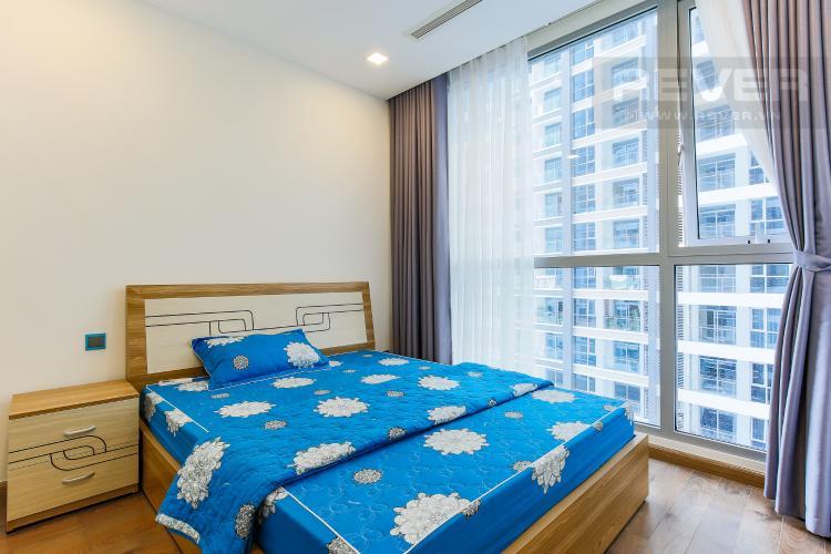 Phòng Ngủ 2 Căn hộ Vinhomes Central Park 2 phòng ngủ Park 4 view nội khu
