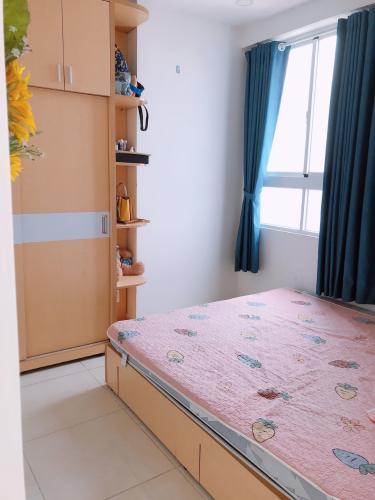 Phòng ngủCăn hộ Riverside Linh Đông Căn hộ 4S Riverside Linh Đông nội thất cơ bản, view Landmark, Bitexco.