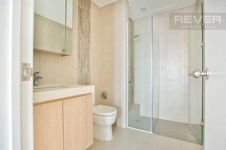 Toilet 1 Căn hộ Estella Heights 2 phòng ngủ tầng thấp T2 view hồ bơi