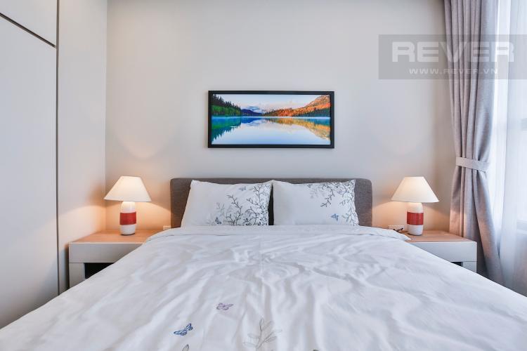 Phòng ngủ Căn hộ The Tresor 2 phòng ngủ tầng trung TS1 view sông