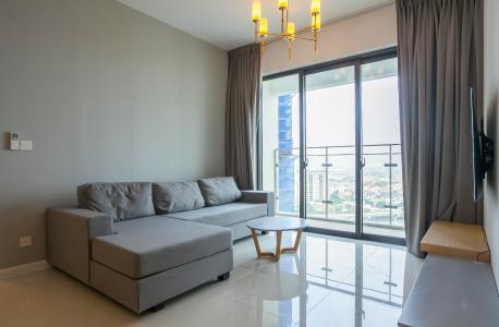 Căn hộ Estella Heights 2 phòng ngủ tầng trung T2 view nội khu