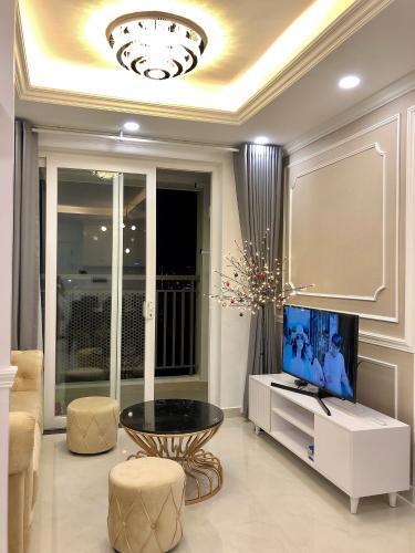 Bán căn hộ Saigon Mia tầng thấp, diện tích 58m2, đầy đủ nội thất
