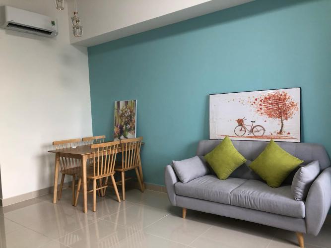 Bàn ăn và Sofa Căn hộ THE SUN AVENUE Cho thuê officetel The Sun Avenue tầng thấp, diện tích 40m2 - 1 phòng ngủ, đầy đủ nội thất
